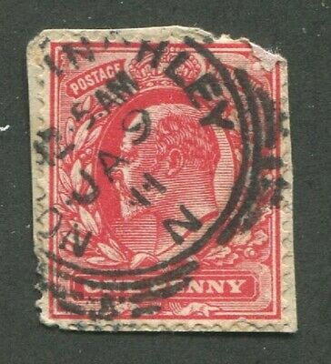 """Great Britain Squared Circle Cancel """"North Finchley/N"""""""