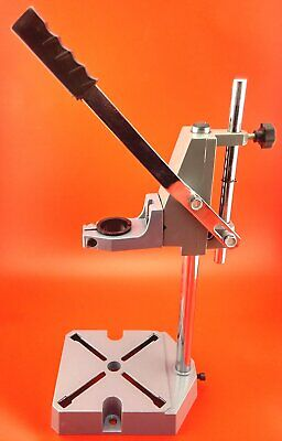 Universal Drill Press Stand with Heavy Duty Frame and Cast Metal Base SecondHand