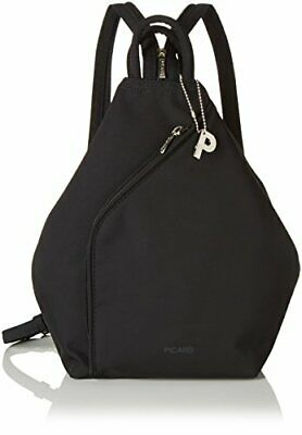 Picard Backpack Small Tiptop Nylon Small 33 x 20 x 11 cm (H/B/T) Unisex(Noir)