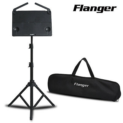 Height Adjustable Orchestral Conductor  Sheet Music Stand Holder Tripod Stand