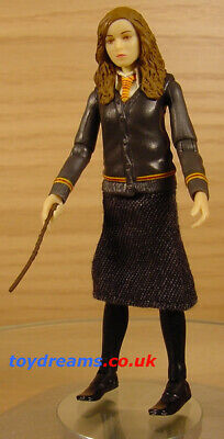 HARRY POTTER Hermione Granger Poseable Action Figure 3.75 inches Tall New!