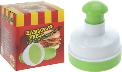 Hamburger Press Hamburgermaker-Plastic