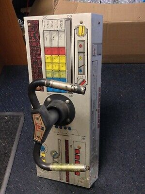 Space Encounters Control Panel with Encoder Board By Bally Midway-ORIGINAL