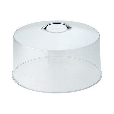 Winco CKS-13C, 12-Inch Diameter Clear Acrylic Cake Cover for WI-CKS-13