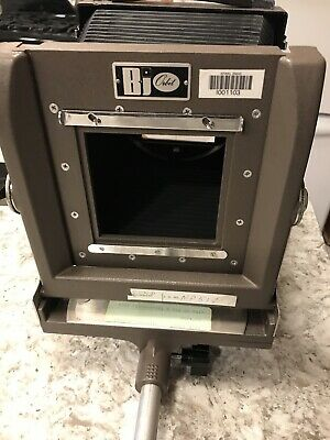 Burke and James Orbit 4X5 Camera!!! 22 inch rail!!!