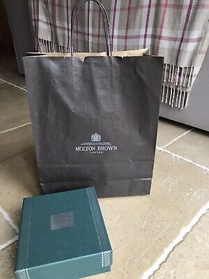 Molton Brown Gift Bag & Box