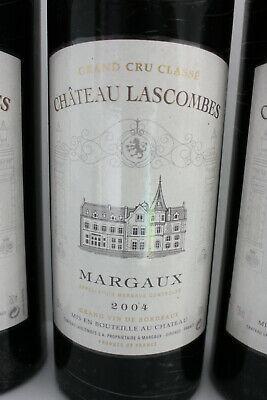 Margaux 2nd GCC Lascombes 2004