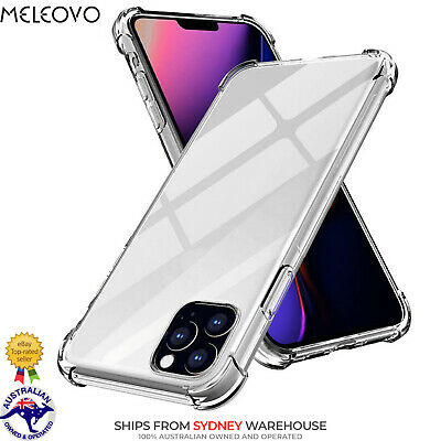 Clear Hybrid Shockproof Case Tough Cover For Apple iPhone 11 PRO MAX X XS XR 8 7