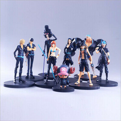 Collection One Piece Film Gold Family Monkey D Luffy Pvc
