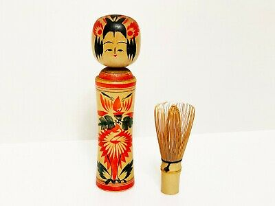Kokeshi antique wooden doll japan (6004)