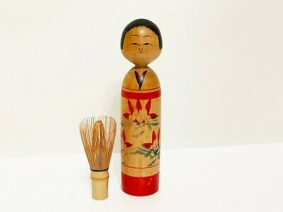 Kokeshi antique wooden doll japan (6006)