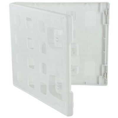 Game case for Nintendo 3DS replacement empty retail box cover - white   ZedLabz