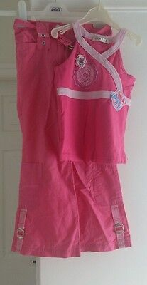 Girls trouser & top age 5