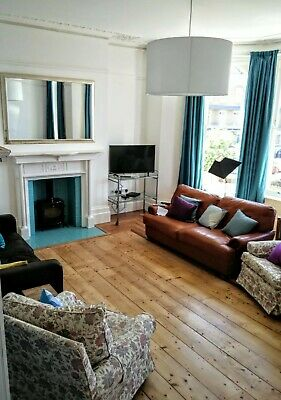 BEAUTIFUL 1870s TOWNHOUSE SELF CATERING 4 NIGHTS  8 BED SLEEPS 16 MARGATE No Res