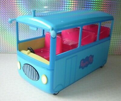 Peppa Pig Large School Bus with Sounds & Phrases
