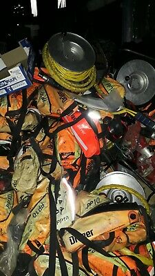 10 x Drager Pp10s Confined Space Escape Breathing Apparatus Rescue