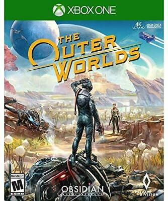 The Outer Worlds (Microsoft Xbox One, 2019) Brand New, Factory Sealed, Free Ship