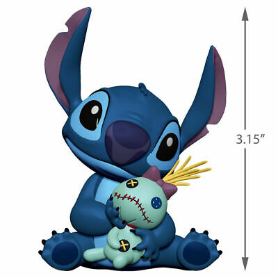 Hallmark Keepsake Ornament Stitch and Scrump Disney Lilo and Stitch 2019 HTF