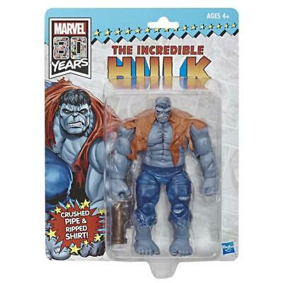 Marvel Legends 80th Anniversary Incredible Hulk exclusive action figure