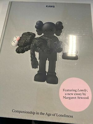 KAWS x NGV BOOK 2019 Companionship In the Age of Loneliness (In Hand) GONE BFF