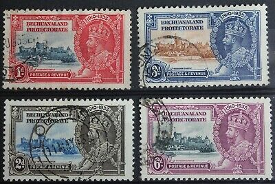 Bechuanaland – 1935 Silver Jubilee - Super Used (Se1)