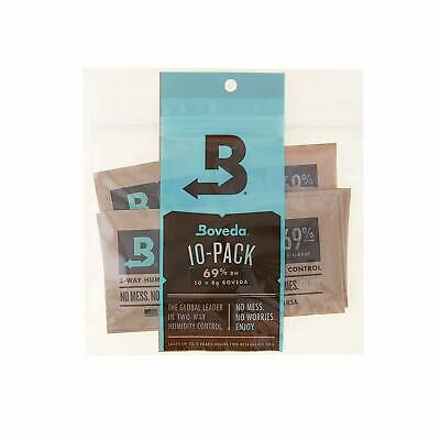 Boveda 72% Rh 2-Way Humidity Control  8 g  10 Pack
