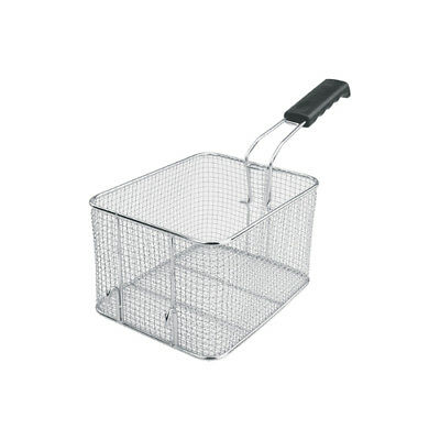 Winco EFST-P30 9.45x7.48x5.51-Inch Fry Basket with Handle for EFS-16 and EFT-32