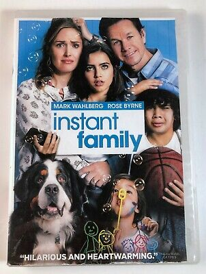 Instant Family 032429315595 (DVD ex-lib Very Good) Fast Shipping!