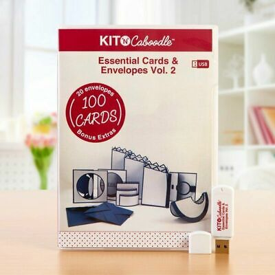 Kit N Caboodle Essential Cards USB - Vol 2