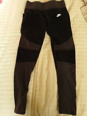 Nike Girls Leggings Age 10-12