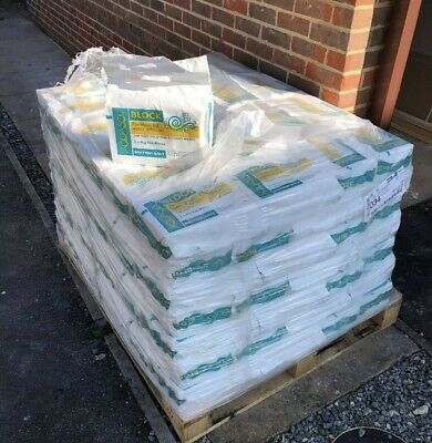 Block Salt2 x 4kg For Harvey, Kinetico, Crown Water Softeners - Buyer Collect