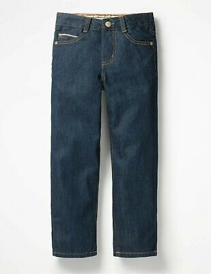 NWOT BODEN Boys Straight Jeans Denim Size 9y