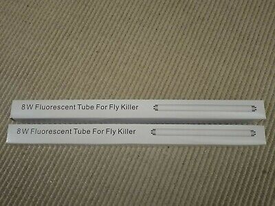 8W florescent tube easyzap fly killer P191