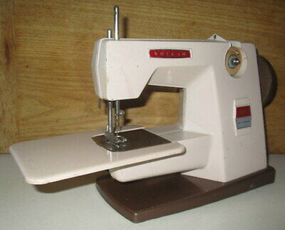 Vintage Vulcan Countess Childs Sewing Machine-Made In England