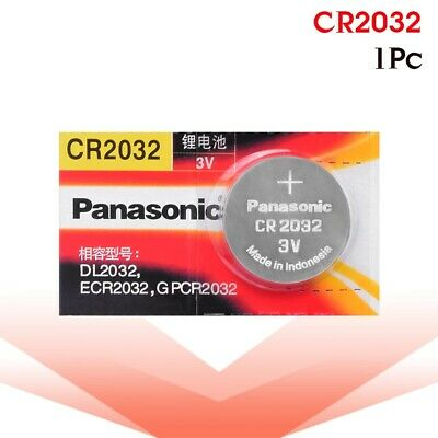 1pcs Panasonic cr 2032 Button 3V Cell Batteries For Watch Remote Control cr2032