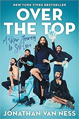 Over the Top by Jonathan Van Ness (2019, Digital)