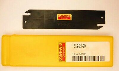 New Sandvik Parting Blade 151.2-21-20