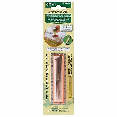 Clover Felting Needle Refill Heavy Weight