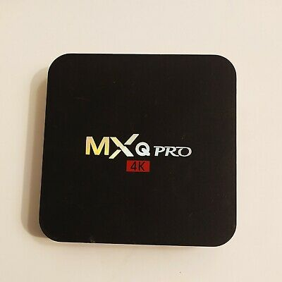 MXQ PRO Android 7.1 S905W Quad Core 1+8G Smart TV Box 4Kx2K WIFI Set-top Box Med
