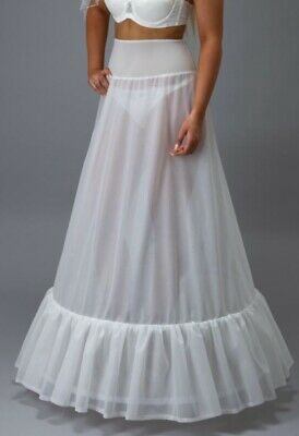Jupon Bridal 116  Underskirt With Hoop Size Medium Or X.Large -BRAND NEW!