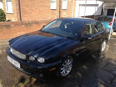 Jaguar X-Type 2009 2d