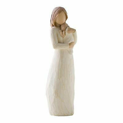 Willow Tree Angel Of Mine Resin Figurine Keepsake New Baby Ornament Gift Box