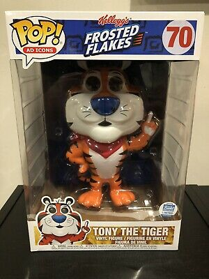 Funko Pop! Ad Icons Tony The Tiger Super Sized 10 Inch LE Shop Exclusive