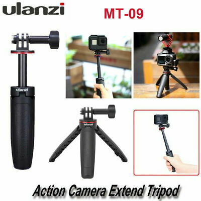 ULANZI MT-09 Table Extension Rod Tripod for GoPro Hero 8 7 6 Action Camera WN