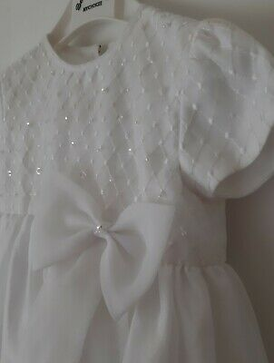 Sarah louise christening gown And bonnet BNWT beautiful details