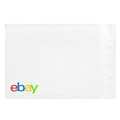 """eBay Padded Mailers 6.5"""" x 8.75"""" Pack of 12 Bubble Mailers"""