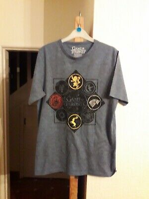 Mens Game of Thrones Tee Shirt.