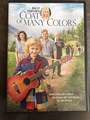 Coat Of Many Colors  (DVD Used Very Good)