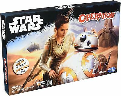 Operation Game Star Wars Edition BB-8 kids family party Factory Sealed