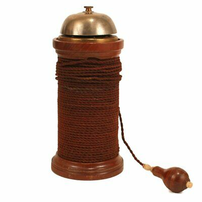 Antique Victorian Servants Call Bell - Battery Powered - c. 1880s